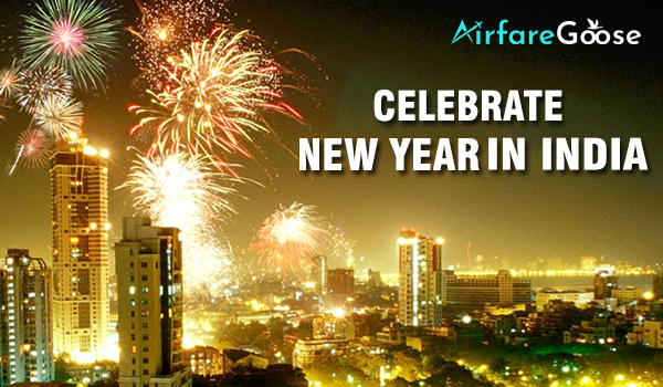 Celebrate This New Year in These Popular Places in India