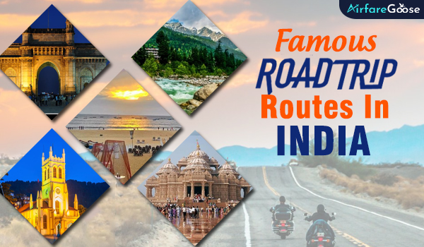 Unwind the Road Trip Treasure in India