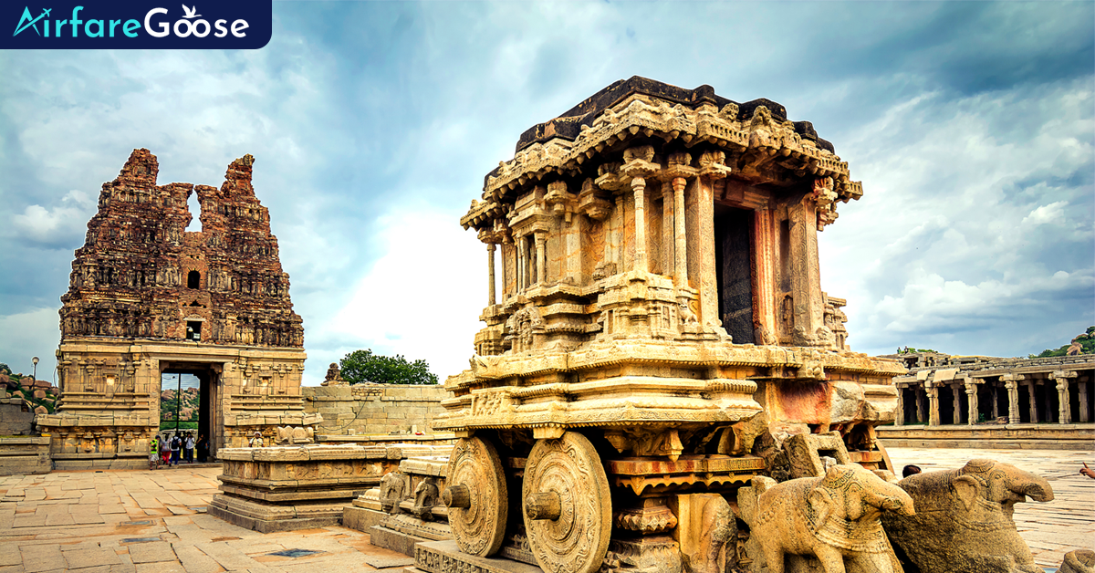 """An Indian City """"Hampi"""", ranked second in 2019!"""