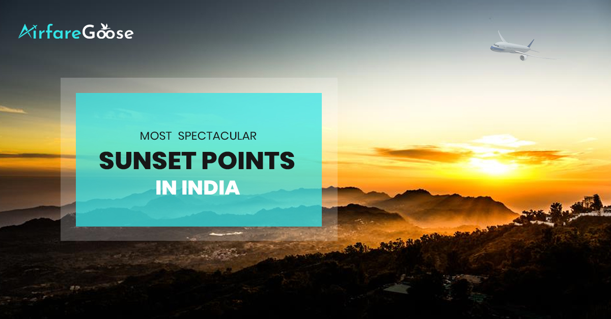 Iconic Sunrise Points to Discover in India!