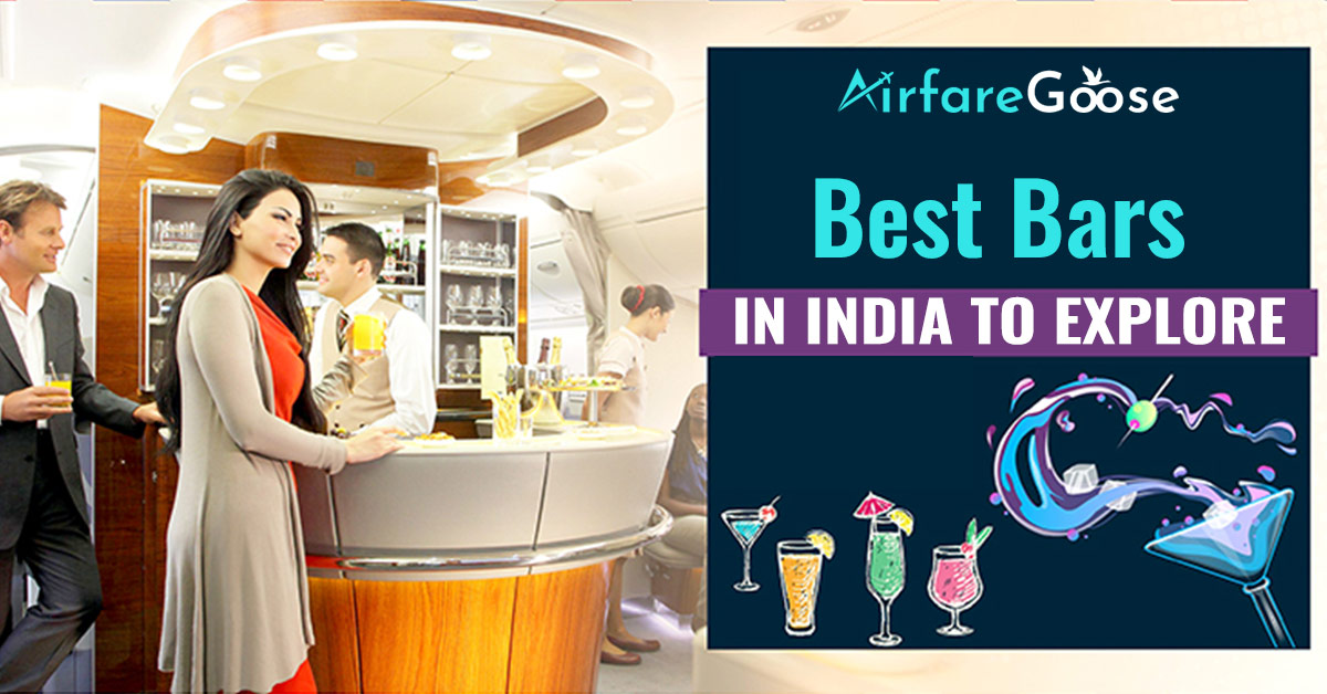 India's Best Bars for Party Freakers!!!