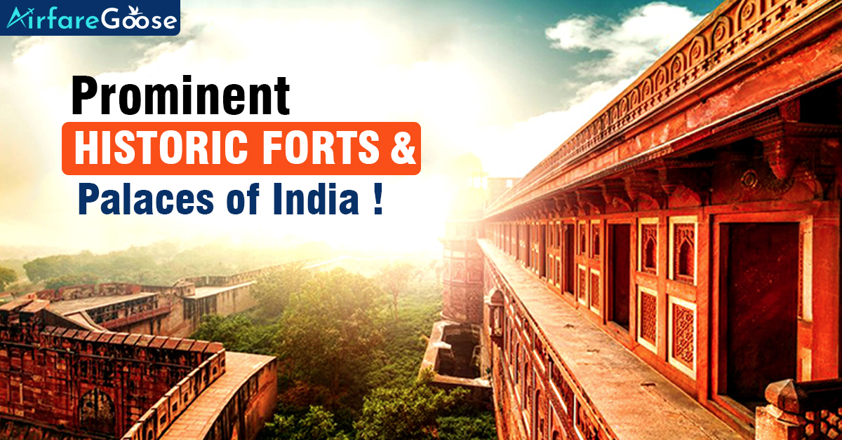 India's Majestic Tour: 7 Forts and Palaces to Discover!!!
