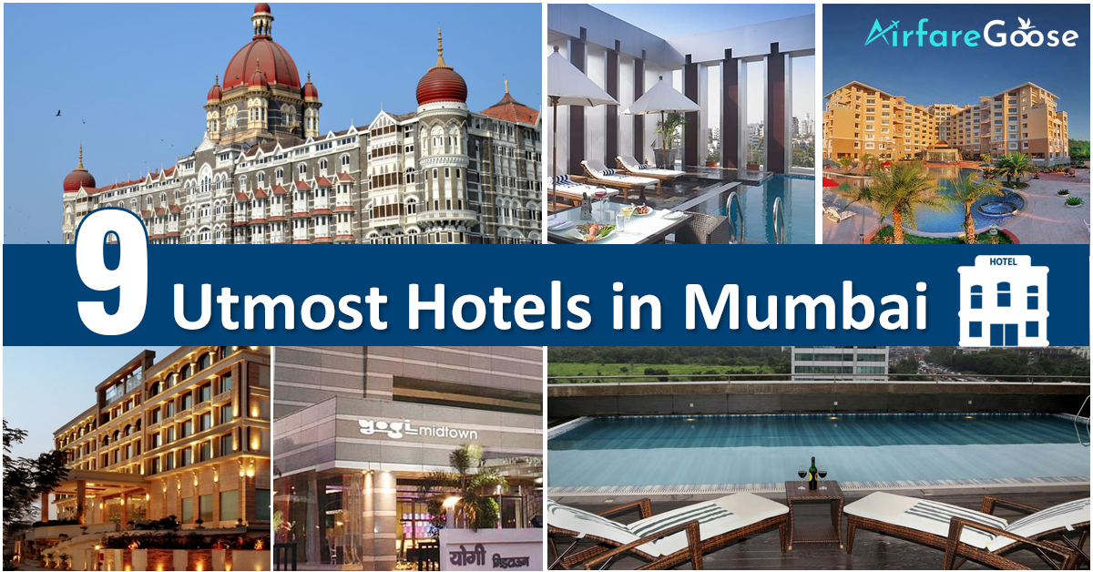Stay in Mumbai! 9 Luxurious Hotels Offering Spectacular Facilities!