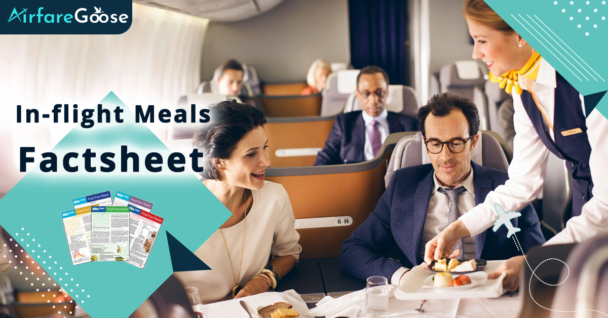 6 Things to Know About In-flight Meals