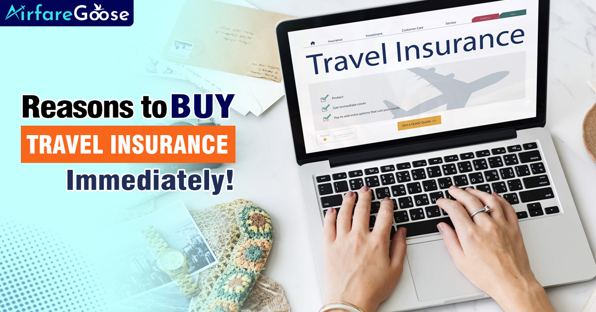 Travel Insurance – Top 8 Reasons To Buy It!