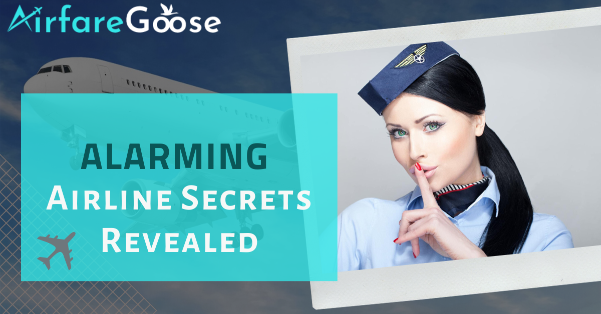 Alarming Airline Secrets Revealed for your Next Flight to India