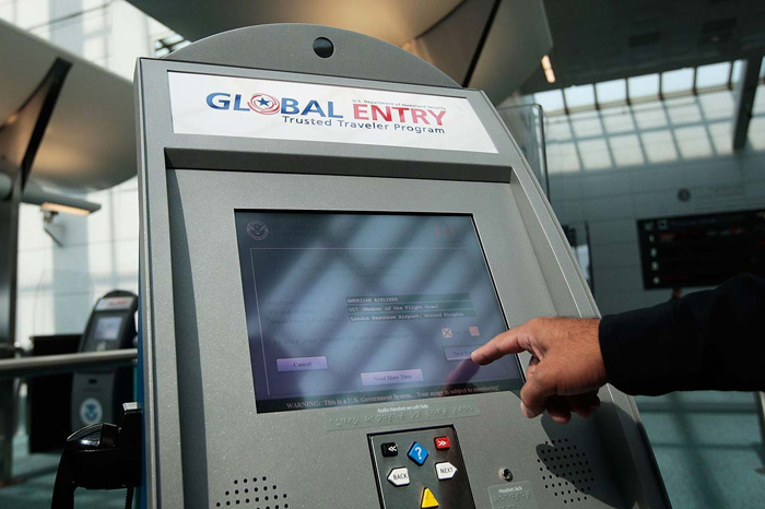 Apply for Global Entry