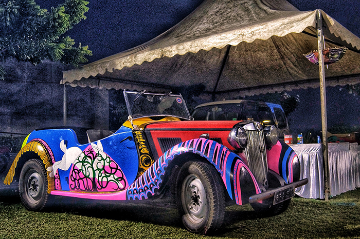 Cartist Automobile Art Festival And Yatra