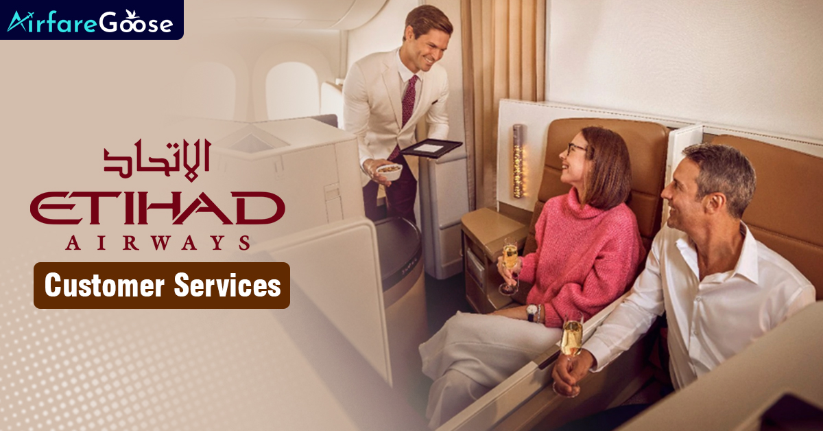 Customer Service Provided by Etihad Airline