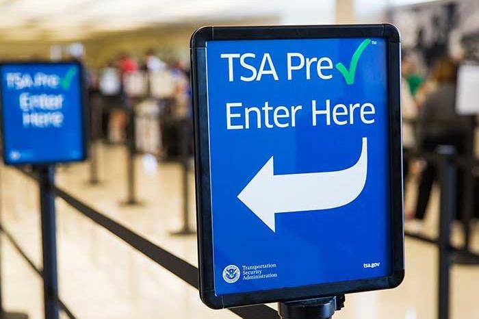 Not Having TSA Pre-Check
