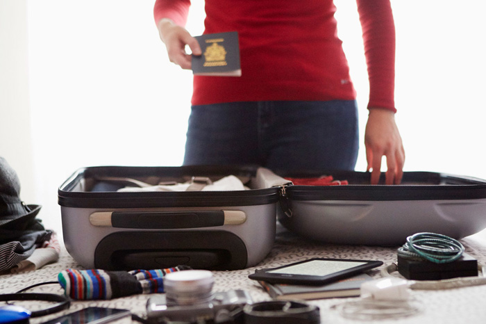 Pack Important Stuff in your Carry-On