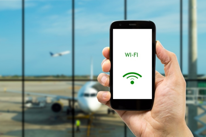 Sending Personal Information over the Airport Wi-Fi