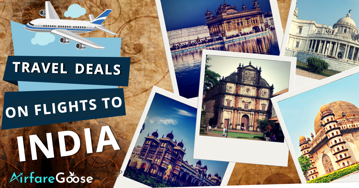 Best Time to Avail Travel Deals on Flights to India