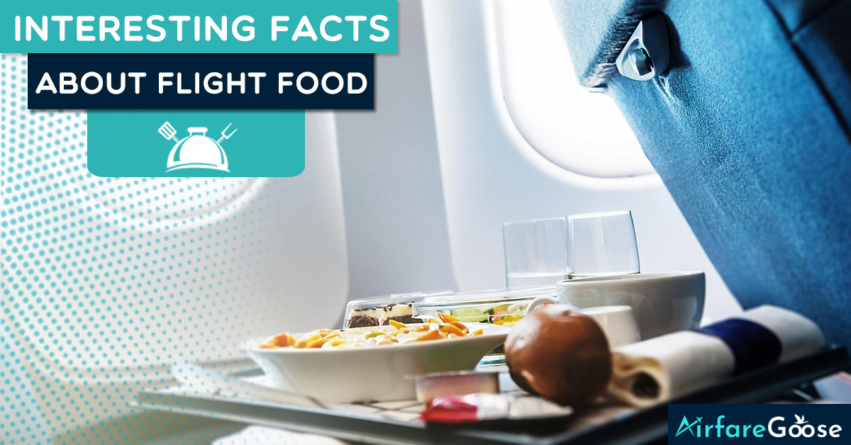 Interesting Facts about Flight Food for Your Next Flight to India